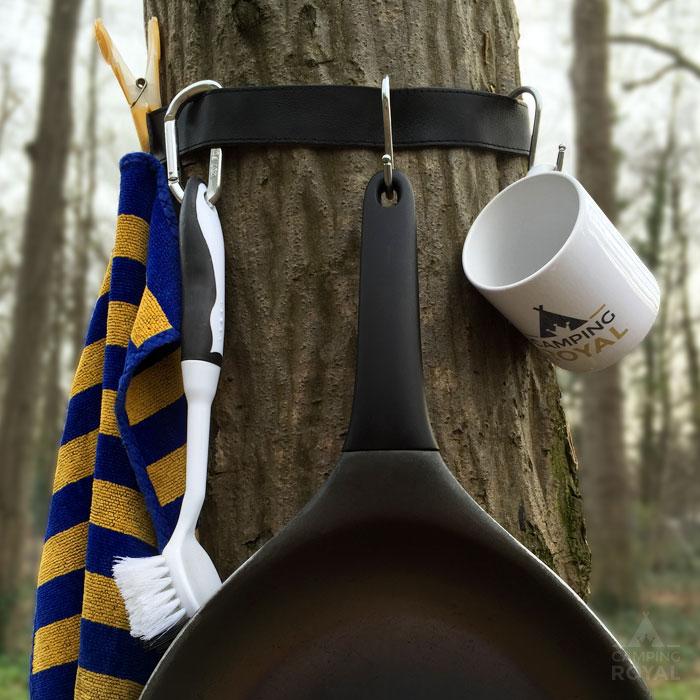 Baum-Organizer - Haushalt-Tipps bei Camping Royal