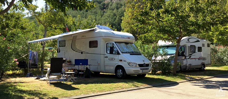 Unterkünfte online finden - Campingplatzführer und Campingplätze bei Camping Royal