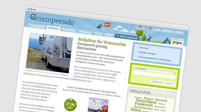 Camperado - Stellplatzführer - Stellplatz finden bei Camping Royal
