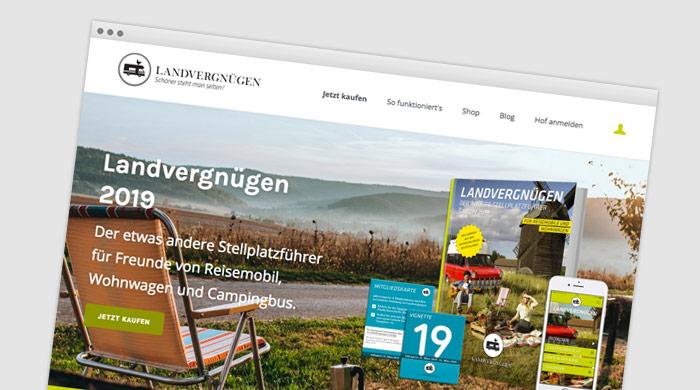 Landvergnügen - Stellplatzführer - Stellplatz finden bei Camping Royal