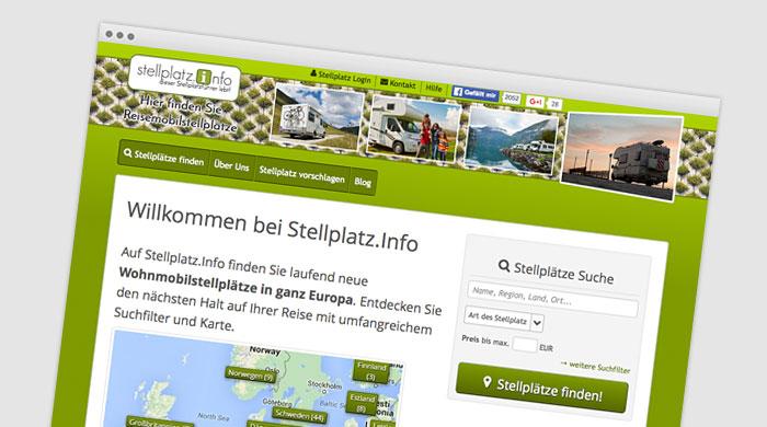 Stellplatz.info - Stellplatzführer - Stellplatz finden bei Camping Royal