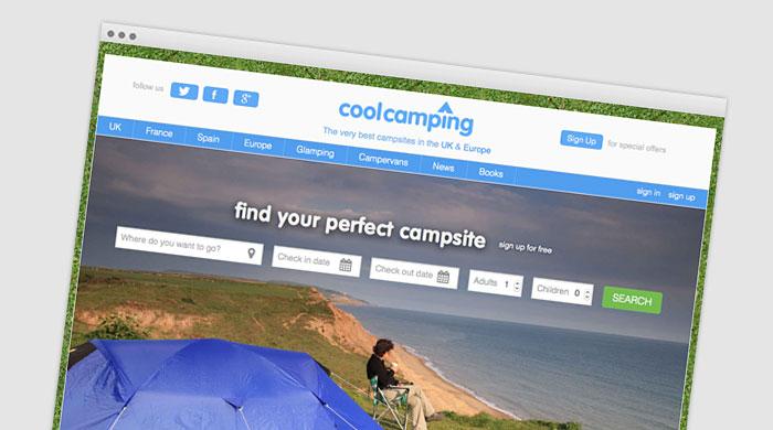 Cool Camping - Zeltplatzführer - Zeltplatz finden bei Camping Royal