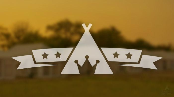Komfort Camping auf Festivals bei Camping Royal