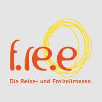 f.re.e - Die Reise- und Freizeitmesse Logo