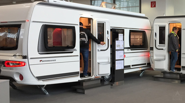 Messe Campinginfos