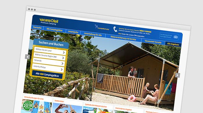 vancansoleil Premium Camping - Glampingplatz finden - Glamping Unterkunft bei Camping Royal