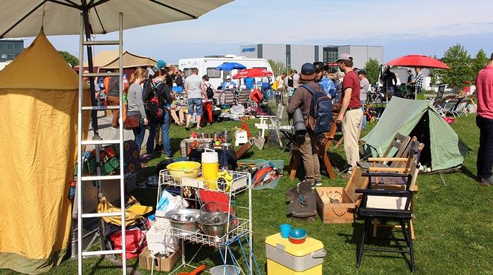Erwin Hymer Museum – Camping-Flohmarkt