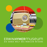 Camping-Flohmarkt – Erwin Hymer Museum Logo