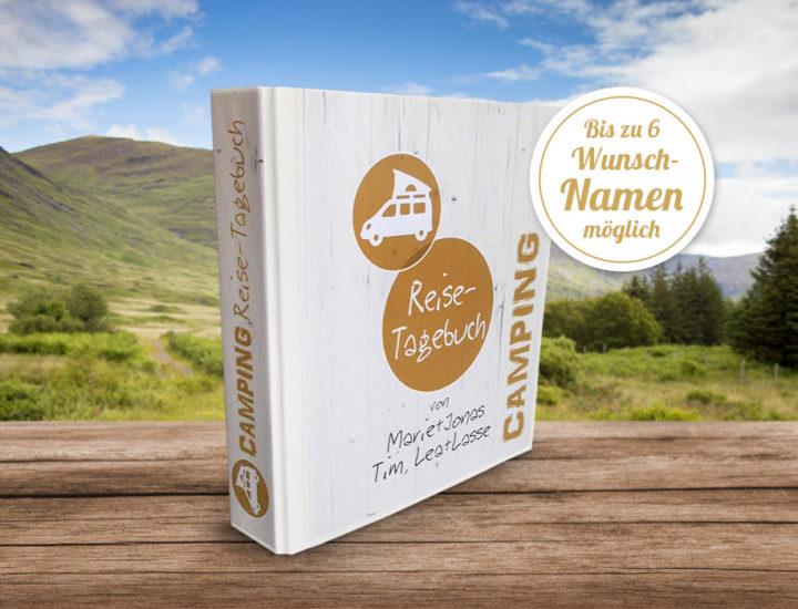 Camping-Reisetagebuch